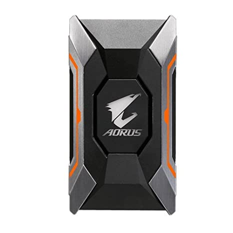 Gigabyte Aorus SLI Hb Bridge RGB 2 Slot Spacing Graphic Cards GC A2WAYSLIL