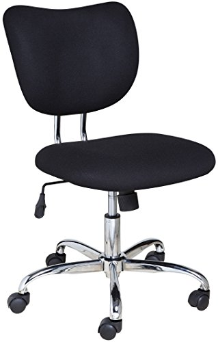 Comfort Products Mid-Back Mesh Task Chair, Black by Comfort Products