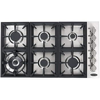 Amazon.com: Cosmo COS-DIC366 Rangetop Cooktop: Aparatos