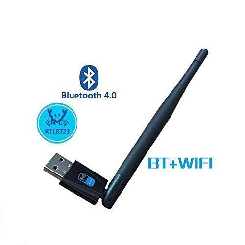 11 opinioni per Dax-Hub-Adattatore USB Wireless 150MBps, con Bluetooth 4,0 Wireless N Nano con
