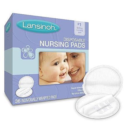 Lansinoh Disposable Breast Pads 36 Ea - Lansinoh Disposable Breast Pads