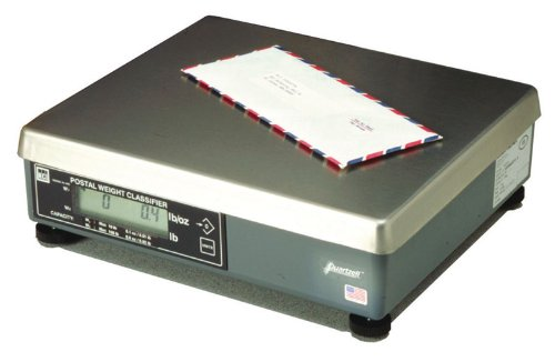 7620 Scale - Brecknell 7620-70 Mailing & Parcel Shipping Scale, 70 lb Capacity, 0.002 lb Resolutions