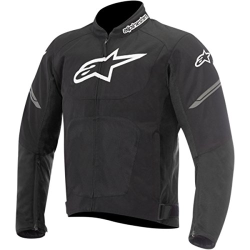 Alpinestars Viper Air Men's Street Motorcycle Jackets - Black/Large from Alpinestars