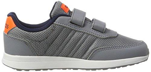 adidas Vs Switch 2.0 Cmf C, Zapatillas Unisex Niños Azul (Grey/conavy/sorang)