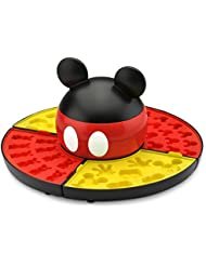 Disney DCM-31 Gummy Treat Maker Mickey, Red/Yellow/Black