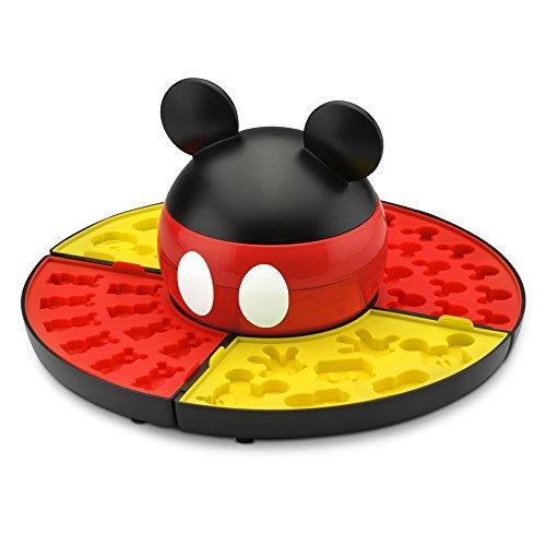 Disney DCM-31 - Mickey para hacer gominolas, color rojo y amarillo