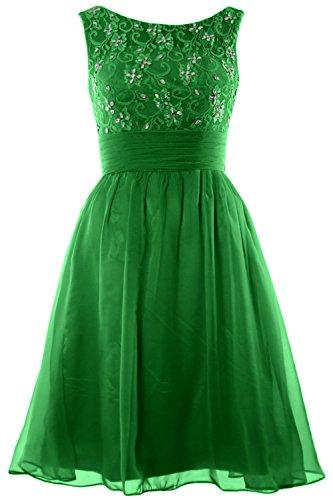 Homecoming Macloth Bridesmaid Lace Dress Green Wedding Short Beading Neck Boat Women waB1aq8