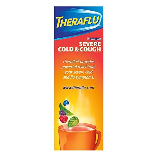 Theraflu Powder For Daytime Severe Cold Tiendamia Com