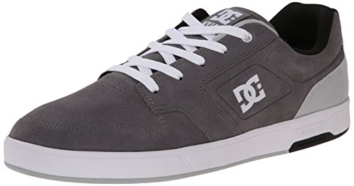 DC Shoes - DC Nyjah Shoes - Grey/gum, Grau, 43 EU