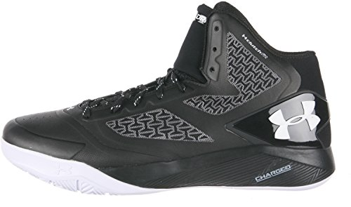 Under Armour Clutchfit Drive 2 Basketball Scarpe Black/White