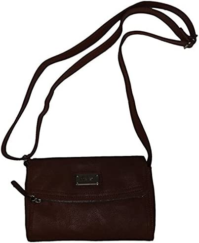Brown Nine West Womens//Girls Tessa Crossbody//Xbody