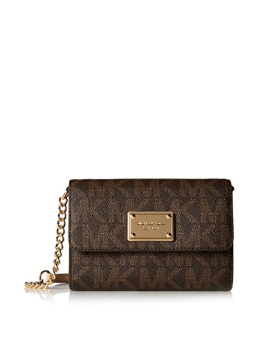 Michael Kors Jet Set Travel Phone Crossbody - (Phone Cards Set)