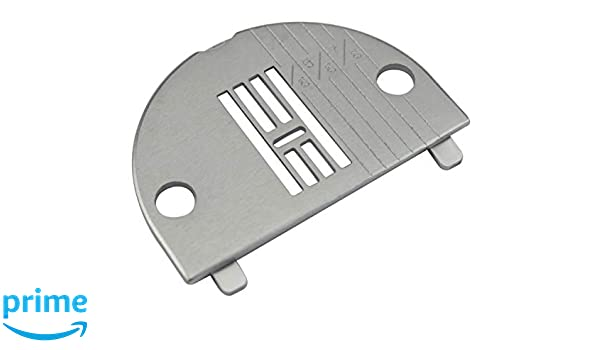 Sewing Machine Needle Plate #NZ5LG 2PCS for Brother KUNPENG