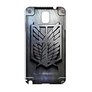 Cool-benz Attack on Titan 3D Phone Case for Samsung Galaxy Note3