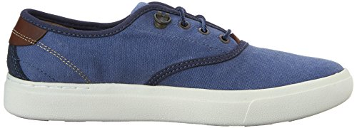 Scarpe Da Tennis Damen Amherst Oxford Sneakers Vintage Indigo