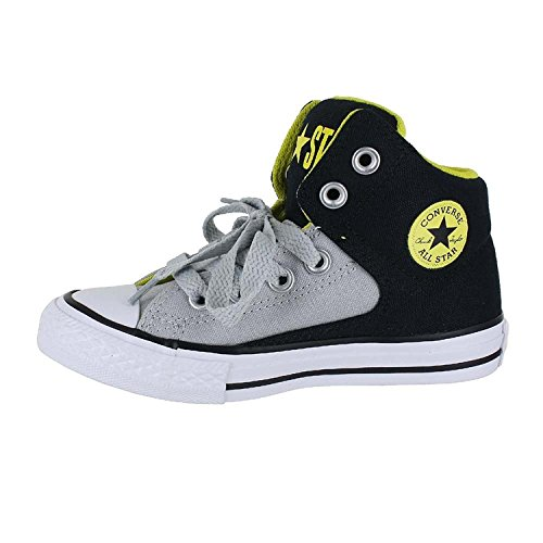 Converse Børn Converse All-star High Street Hi (lille Barn / Big Kid) Sort Ask Grå L4EU35re