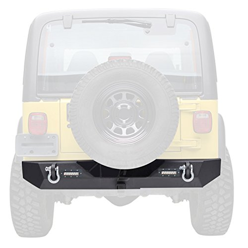 Jeep 2 Inch Receivers - 6