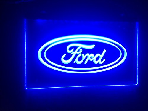 ford neon Night Light Sign home bar man cave garages Displays