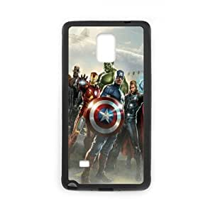 The Avengers YT7035557 Phone Back Case Customized Art Print Design Hard Shell Protection Samsung galaxy note 4 N9100