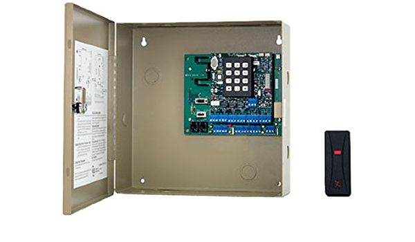 Linear MiniMax 3 SYS MiniMax 3 Single Door Access Control System ...