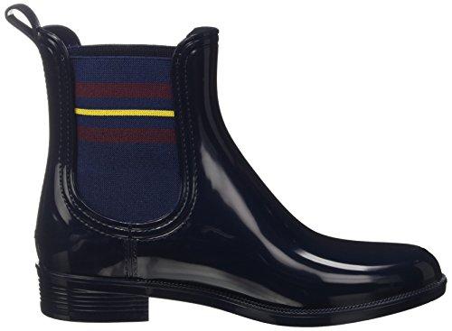 Navy Azul Tommy Mujer para O1285dette 7r 406 Hilfiger Botines Tommy Txw8PqFSg