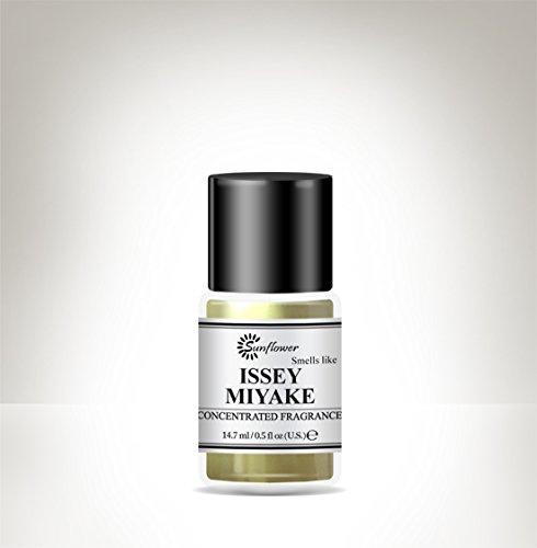 Black Top Body Oil - Issey Miyake .5 oz. (Pack of 3)