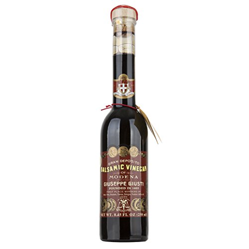 Riccardo Giusti Il Denso Balsamic Vinegar of Modena IGP 250 ml bottle