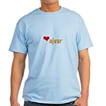 CafePress - I Love Ajvar Ash Grey T-Shirt - 100% Cotton T-Shirt