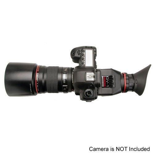 Kamerar Authentic Kamerar Qv-1 LCD Viewfinder View Finder for Canon 5d Mkiii 6d 7d 60d by Kamerar