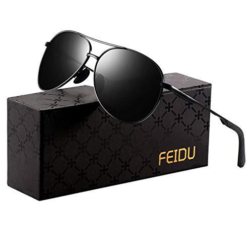 Polarized Sunglasses Aviator Men FD9002