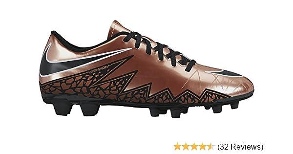 separation shoes a32c8 85750 Amazon.com | Nike Men's Hypervenom Phade II (FG) Soccer ...