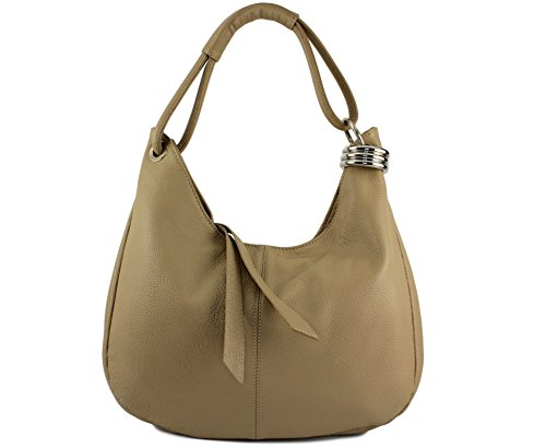 femme femme Plusieurs natalia Natalia Italie Clair Taupe sac cuir Sac natalia cuir à natalia cuir femme Sac cuir sac Coloris sac main XwqU8xnf