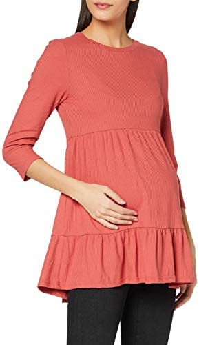 Mamalicious Mldaizy L//S Woven Top A Blouse Femme