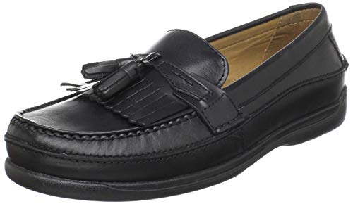 Dockers Men's Sinclair Kiltie Loafer,Black,11.5 M US