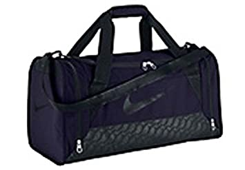... finest selection 321b9 3eb7e Nike Brasilia Small Holdall - Purple ... 25f6476804