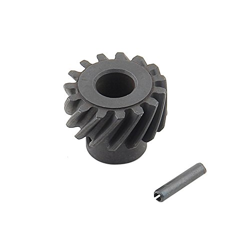 Mallory 29418PD Distributor Gear (Ford, SB V8, Predrilled)
