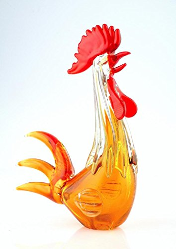 Murano Art Glass Bird - 12