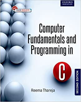 Buy Computer Fundamentals And Programming In C Book Online At Low