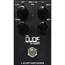 J Rockett Audio Designs Dude The Overdrive Pedal
