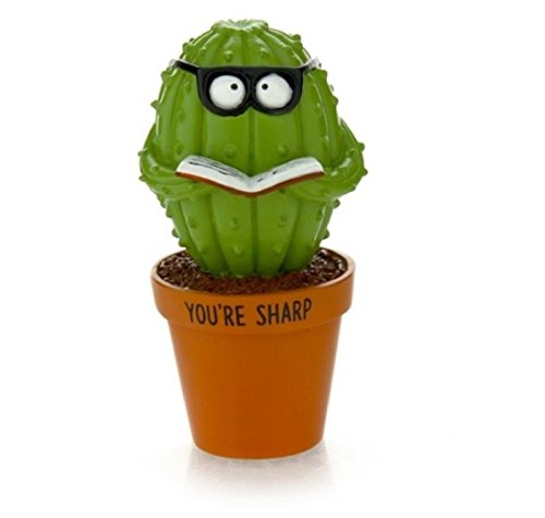- Our Name Is Mud You're Sharp South Western Cactus Figurine
