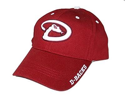 Arizona Diamondbacks Adult Adjustable Hat Cap - Team Colors by Outerstuff Ltd.