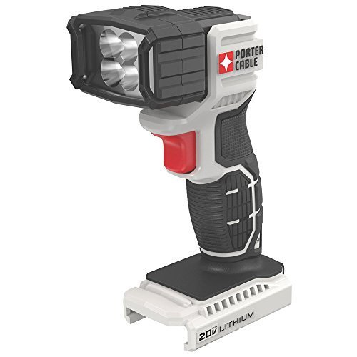 PORTER CABLE PCC700B 20-volt MAX Lithium Bare LED Flashlight by PORTER-CABLE
