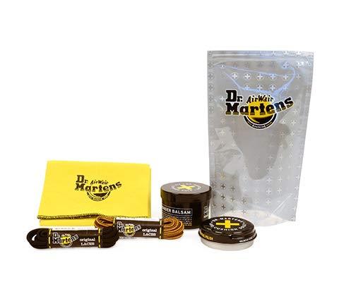 Kit Shoe Care Kits - Dr. Martens Shoe Care Kit, Black, OS