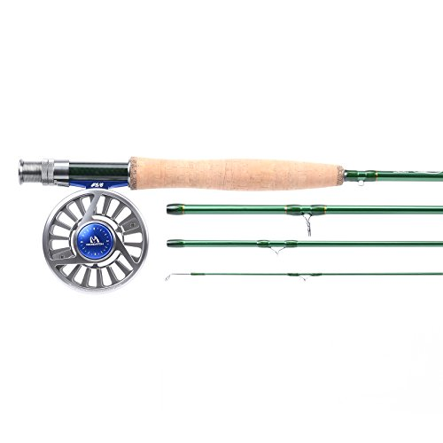 Maxcatch Premier Fly Fishing Rod with Avid fly reel (incl...