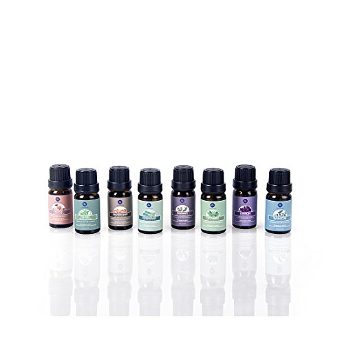 Lagunamoon Aromatherapy Essential Oils Gift Set Top 8