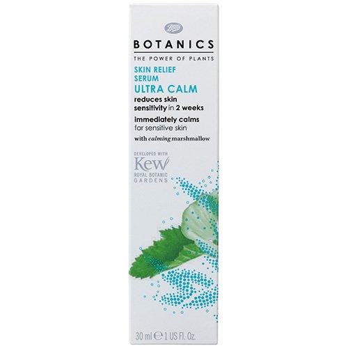 Boots Botanics Ultra Calm Skin Relief Serum – 1 oz For Sale