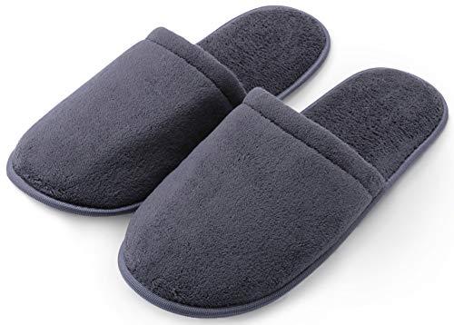 Pembrook Men's Slippers with Memory Foam