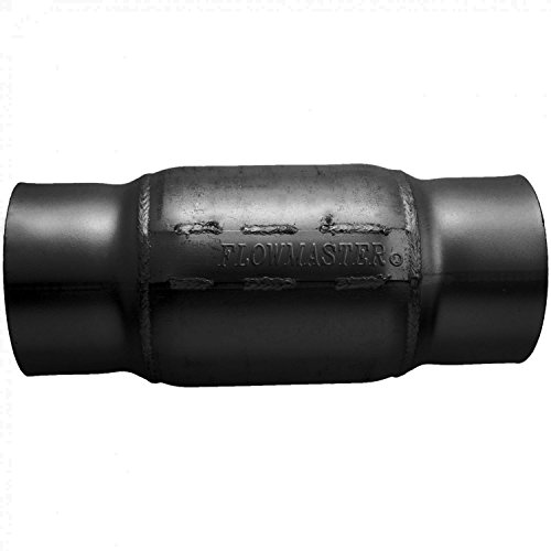 Flowmaster 15450S Outlaw Series Race Muffler - short - 5.00 Center IN / 5.00 Center OUT-Aggressive