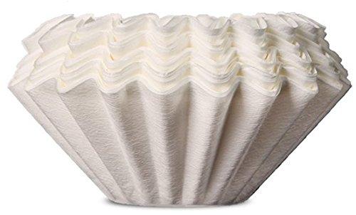 【人気沸騰】 Adolphガラスコーヒーメーカーwith double-wallガラスコーヒーカップand Waveシリーズフィルタ用紙 Paper 1-4 B01G2W7DDG Cups Paper Filter Cups B01G2W7DDG, オールカープロダクツ:f86ef6f0 --- teste.bsicapital.com.br