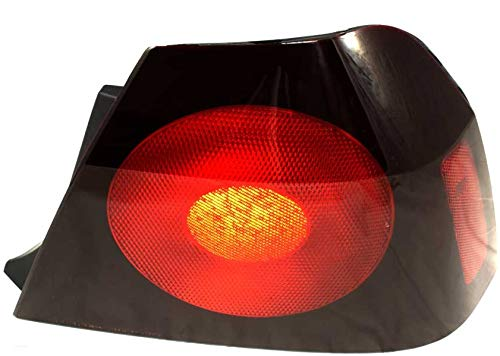 APDTY 10351922 Rear Tail Lamp Light Fits Right 2004-2005 Chevrolet Impala (Quarter Panel Mounted)